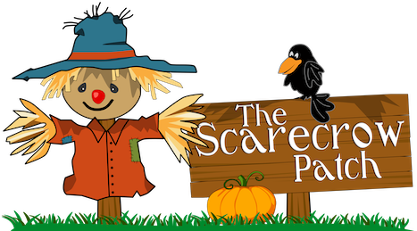The Scarecrow Patch Logo
